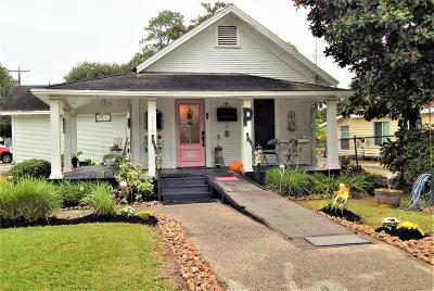 Humble Single Family Home For Sale: 316 Staitti Street