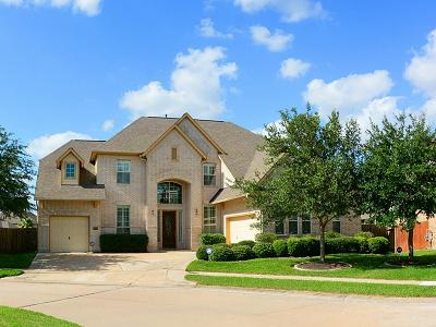 Katy Single Family Home For Sale: 26918 Boulder Hill