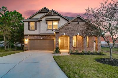 Kingwood Single Family Home For Sale: 6226 Maple Timber
