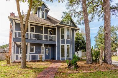 Spring Single Family Home For Sale: 7539 Easybrook Lane