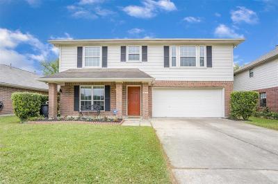 Rosenberg Single Family Home For Sale: 1211 Hannover Boulevard