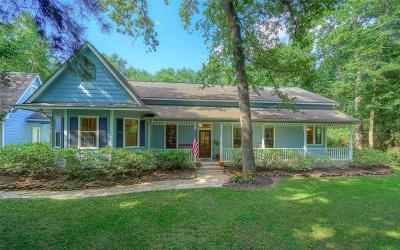 Magnolia Single Family Home For Sale: 10307 Serenity Sound