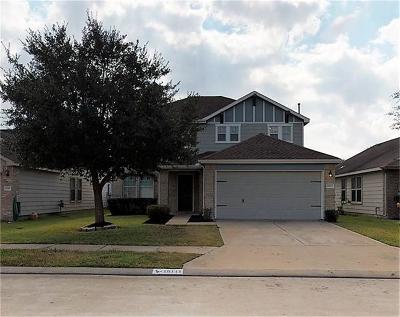Cypress Single Family Home For Sale: 18111 Tawnas Way Lane