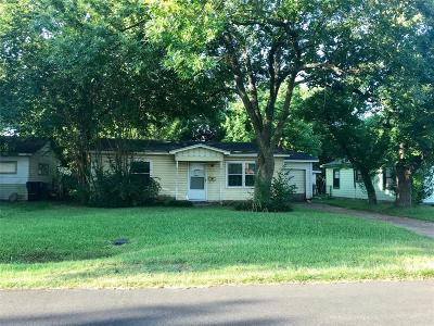 Houston Single Family Home For Sale: 5518 Nightingale Drive