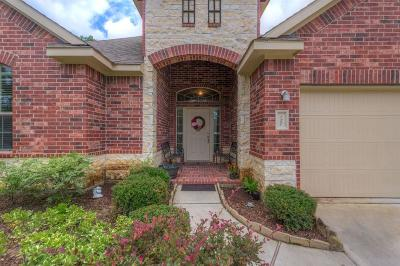 Montgomery Single Family Home For Sale: 127 Clearmont