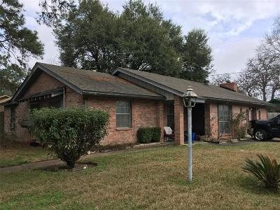 Houston Single Family Home For Sale: 10502 Hollyglen Drive