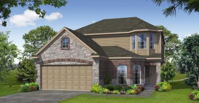Spring Single Family Home Pending: 23210 Snowy Ridge Drive