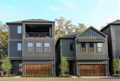 Houston Single Family Home For Sale: 11006 Avenu Malkenu
