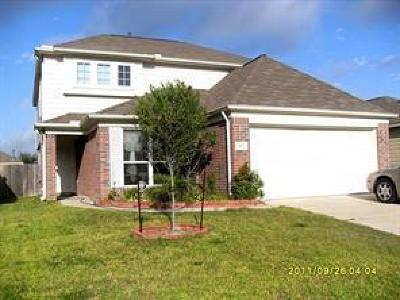 Houston Single Family Home For Sale: 3527 Clipper Winds Way