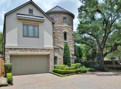 Harris County Rental For Rent: 1180 Augusta Drive
