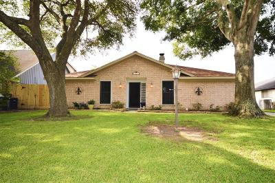 League City TX Single Family Home For Sale: $199,900