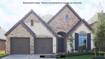 Fulshear Single Family Home For Sale: 4530 Jennings Creek Court