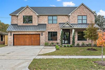 Houston Single Family Home For Sale: 9713 Mariposa Street Street