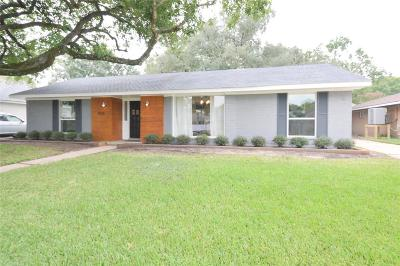 Houston Single Family Home For Sale: 5723 Kuldell Drive