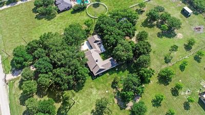 Sealy Single Family Home For Sale: 8485 Moravian Drive