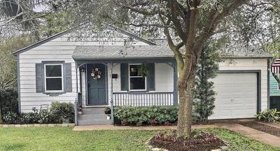 Galveston Single Family Home For Sale: 115 Whiting Street