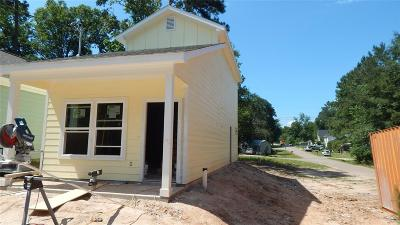 Montgomery Single Family Home For Sale: 16602 Meadowcroft