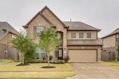 Katy Single Family Home For Sale: 27419 Bentridge Park Lane