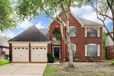 Friendswood Single Family Home For Sale: 4903 Ten Sleep Lane