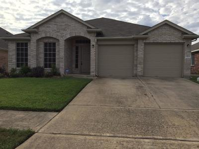 Houston Single Family Home For Sale: 11914 Fortune Park Drive