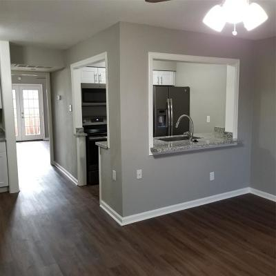 Houston Condo/Townhouse For Sale: 4500 Sherwood Lane #10