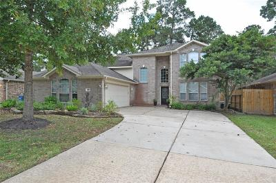 Humble Single Family Home For Sale: 8310 Silver Lure Drive