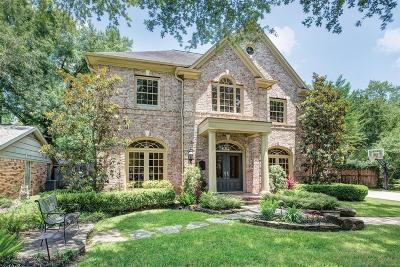 Houston Single Family Home For Sale: 130 Knipp Road