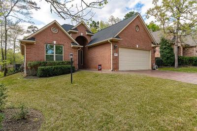 Montgomery Single Family Home For Sale: 350 Creekwood W