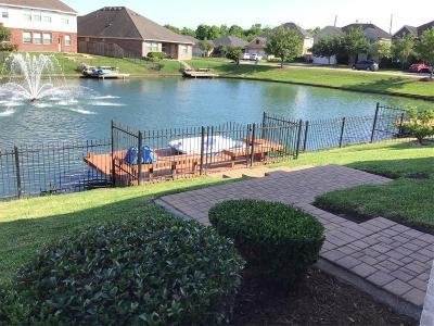 Missouri City Single Family Home For Sale: 4027 Portofino Court