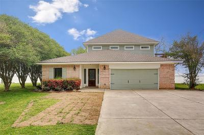 Willis Single Family Home For Sale: 14153 Waterview Drive
