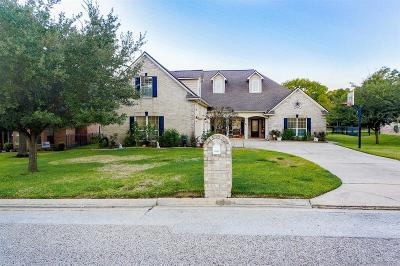 Willis Single Family Home For Sale: 12652 Lake Vista Drive