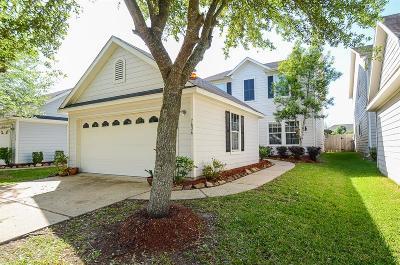 Missouri City Single Family Home For Sale: 7626 Fallen Leaf