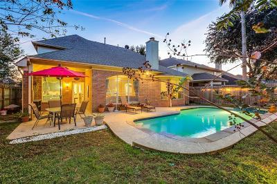 Houston Single Family Home For Sale: 19622 Heritage Elm Court