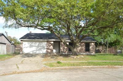 Houston TX Single Family Home For Sale: $137,000