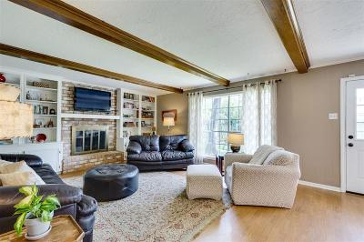 Single Family Home For Sale: 4215 Meadowbank Drive