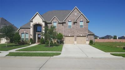 Galveston County Single Family Home For Sale: 1622 Noble Way Court