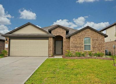 Katy Single Family Home For Sale: 2906 Iron Range Court