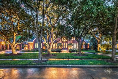 Houston Single Family Home For Sale: 1615 Windsor Park Drive