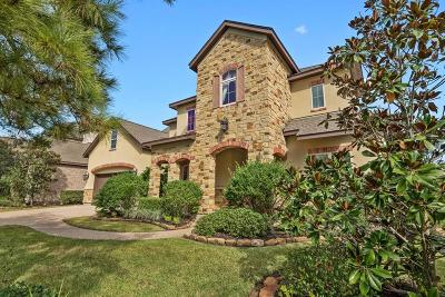 The Woodlands Single Family Home For Sale: 22 Pendleton Park Pt