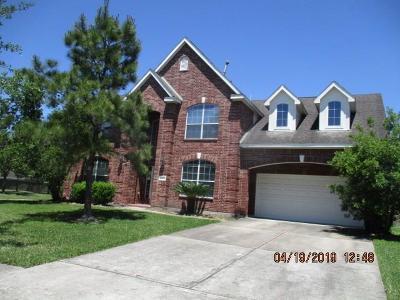 Rosharon Single Family Home For Sale: 13811 Hollow Canyon Lane