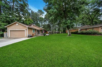 Single Family Home For Sale: 11307 Burning Tree Drive