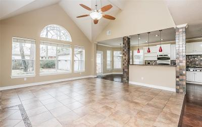 Kingwood Single Family Home For Sale: 3119 Junegrass Court