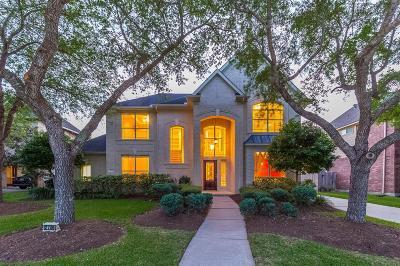 League City Single Family Home For Sale: 2709 Drywood Creek Drive