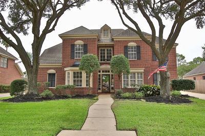 Single Family Home For Sale: 16007 Ridge Park Drive Drive