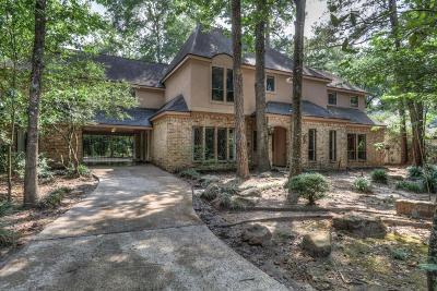 The Woodlands Single Family Home For Sale: 10727 E Timberwagon Circle