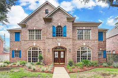 Sugar Land Single Family Home For Sale: 1511 Old Elm Trail