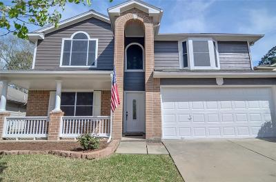 Montgomery Single Family Home For Sale: 283 Indian Falls S