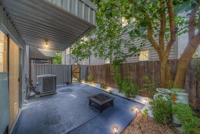 Houston Condo/Townhouse For Sale: 708 Ruthven Street