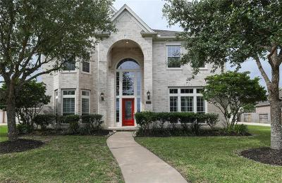 Pearland Single Family Home For Sale: 11502 Island Breeze Street
