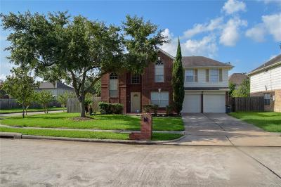 Friendswood Single Family Home For Sale: 2930 Rolling Fog Drive